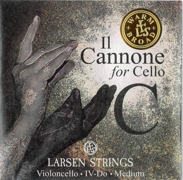 【NEW限定品】 【LARSEN Il Il Canone Warm&Broad】ラーセンイルカノーネ Canone ウォーム&ブロード【LARSEN チェロ弦 4C, ホビーランドぽち:10a94c21 --- cleventis.eu