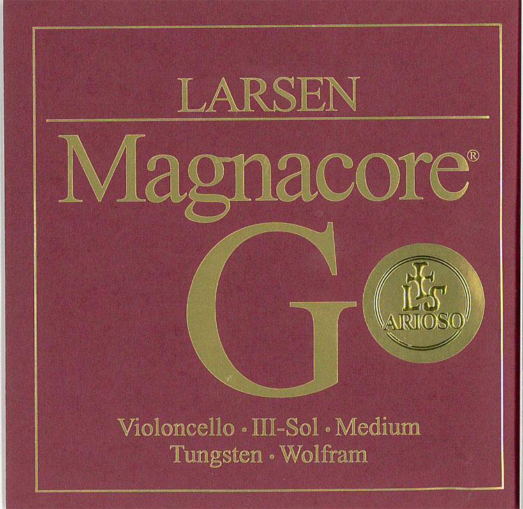 Larsen Magnacore ラーセンマグナコア アリオーソ チェロ弦 3G【取り寄せ商品(3~4日での発送)】