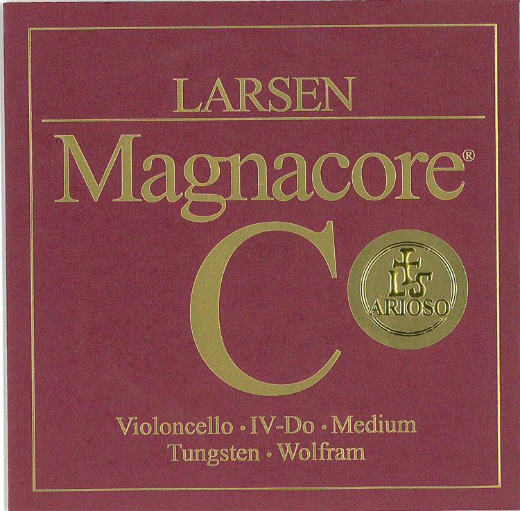 Larsen Magnacore ラーセンマグナコア アリオーソ チェロ弦 4C【取り寄せ商品(3~4日での発送)】