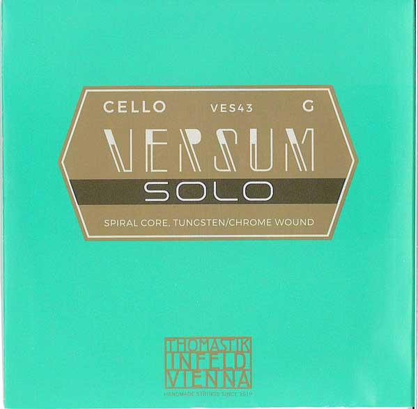 【VERSUM SOLO】バーサムソロ チェロ弦 3G