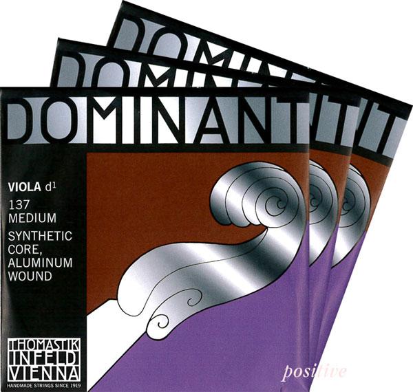 【あす楽対応・DM便不可】Dominantドミナント ビオラ弦 2D・3G・4Cセット