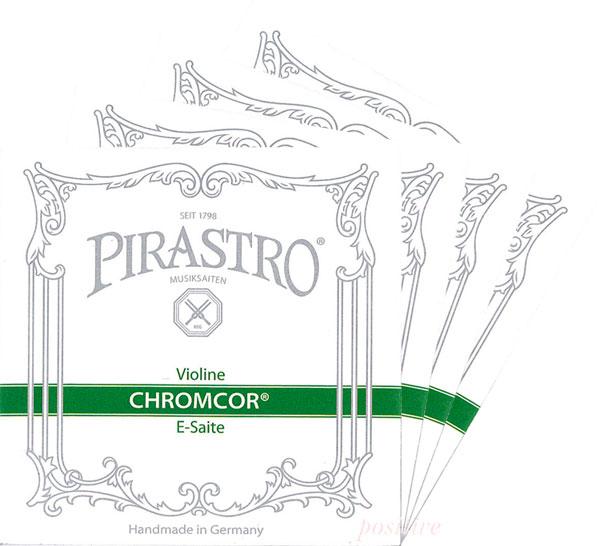Chromcor 店内限界値引き中 セルフラッピング無料 クロムコアバイオリン弦 各サイズ 当店は最高な サービスを提供します セット