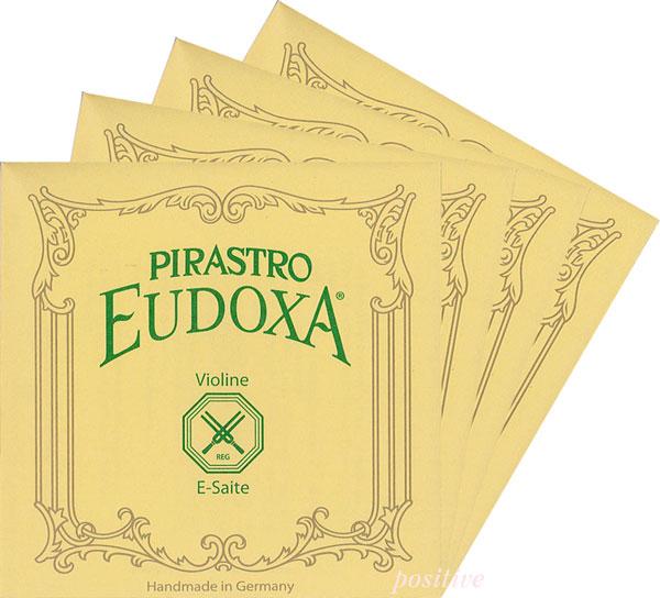【Eudoxa】オイドクサバイオリン弦 セット(1E=アルミ巻・3148/3141), キタミシ:d7367265 --- officewill.xsrv.jp