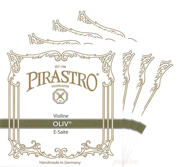 【Oliv】オリーブバイオリン弦 セット