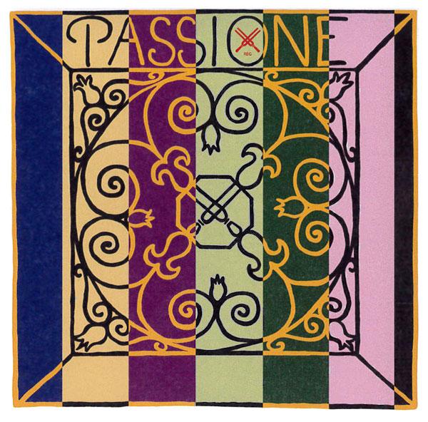 輝かしく倍音が多い弦です Passione 最新号掲載アイテム パッシオーネ 2194 安い 激安 プチプラ 高品質 4G バイオリン弦