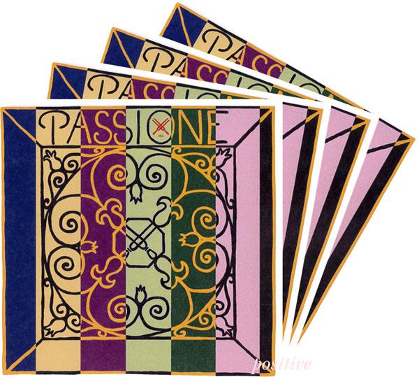 【Passione】パッシオーネ バイオリン弦 セット