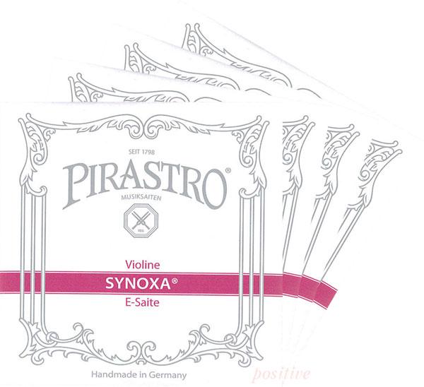 【Synoxa】シノクサバイオリン弦 各サイズ セット