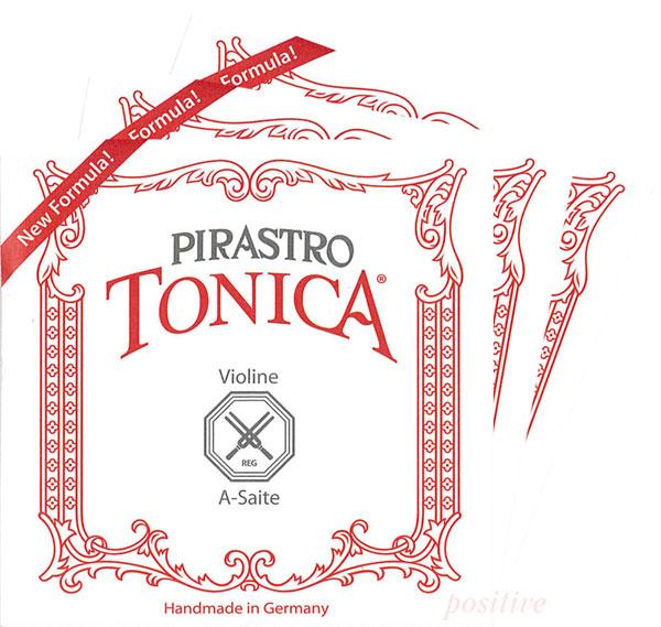 大きい音量を持つ弦 代引き不可 Tonica トニカバイオリン弦 2A 3D 各サイズ スーパーセール セット シルバー巻 4G