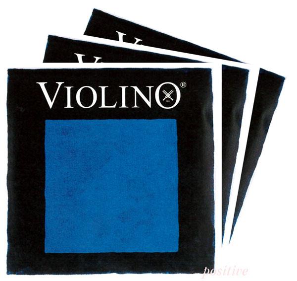 全国どこでも送料無料 初心者や学生にも向いている弦 Violino ビオリーノ バイオリン弦 送料0円 2A 4Gセット 3D 分数サイズ