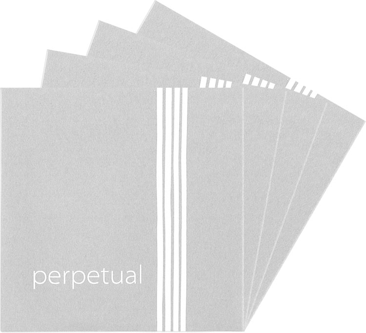 【Perpetual】パーペチュアル バイオリン弦 SET 4/4サイズ【DM便対応商品】
