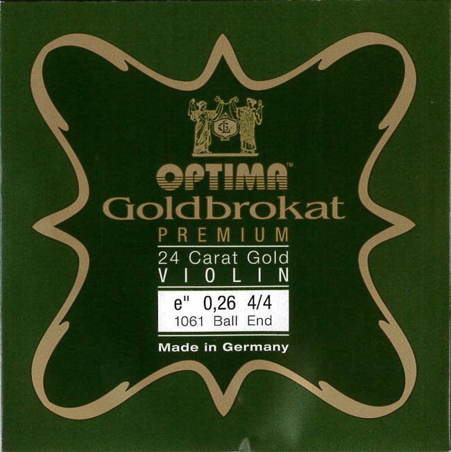 新商品 OPTIMA Goldbrokat PREMIUM 価格 24 Carat 24Kゴールド プレミアム 1E ゴールドブラカット 春の新作 Gold