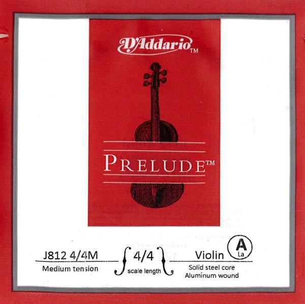 Prelude プレリュードバイオリン弦 2A J812 《週末限定タイムセール》 16 超特価SALE開催 4 4~1