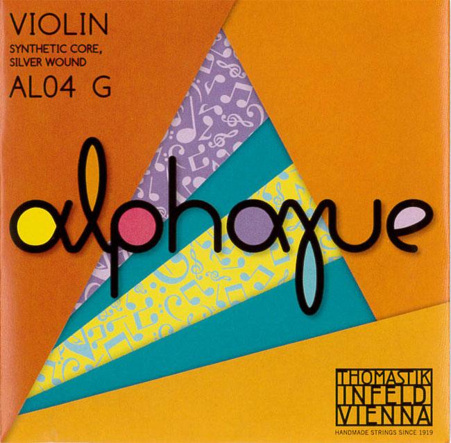 Alphayue アルファイユ バイオリン弦 4G 4~1 安い 8サイズ 4 日本最大級の品揃え