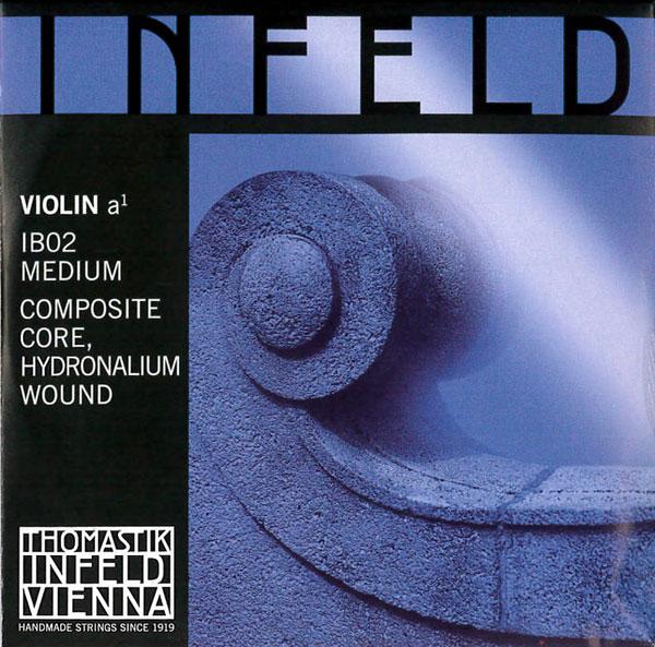 明るく力強い音が特徴 Infeld-Blue インフェルド青バイオリン弦 特売 期間限定送料無料 2A IB02