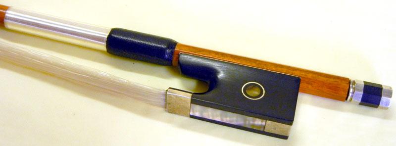 【ワゴンセール】バイオリン弓 高級ヘルナンブコ材 4/4サイズ