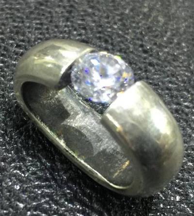 ZAZA Diamond Line Floating Diamond H.W.O Pendant [ZP-03] GABOR ガボール ガボラトリー silver 正規代理店 シルバー ゴールド メンズ アクセサリー ペンダント シルバー925 10k 18k ダイヤ ダイヤモンド ジュエリー