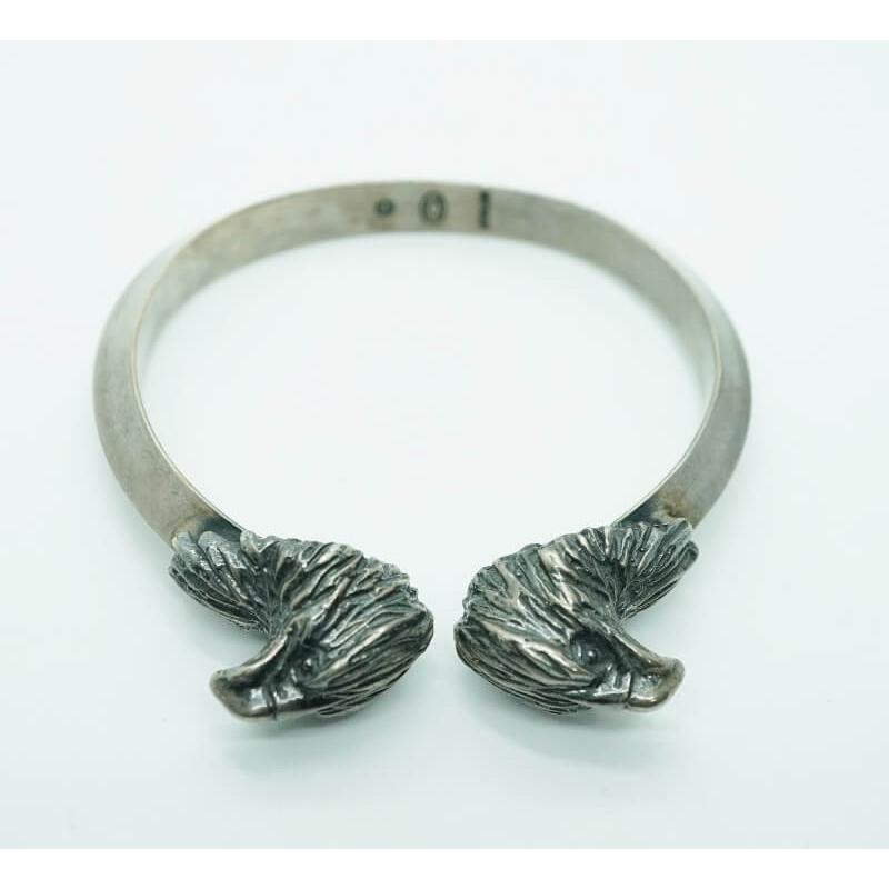 GABORATORY GABOR ガボール ガボラトリー Eagle Triangle Wire Bangle [BG-10] silver 正規取扱店/シルバー メンズ アクセサリー バングル 925 シルバー925