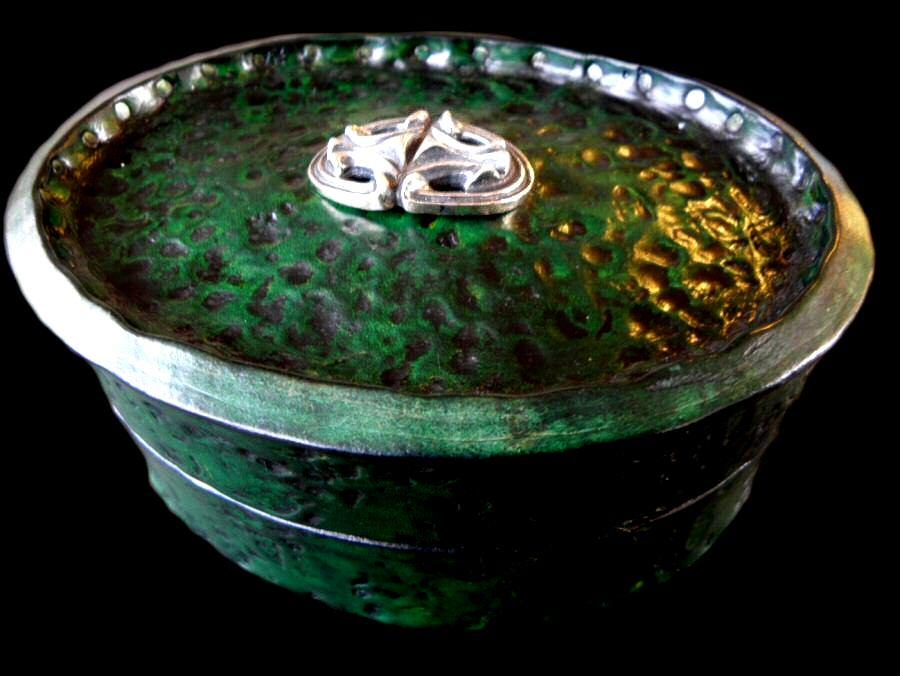 gaboratory gabor ガボール ガボラトリー Gaboratory Leather Jewelry Box [O-07] /シルバー メンズ アクセサリー ガントレイ 925 シルバー925