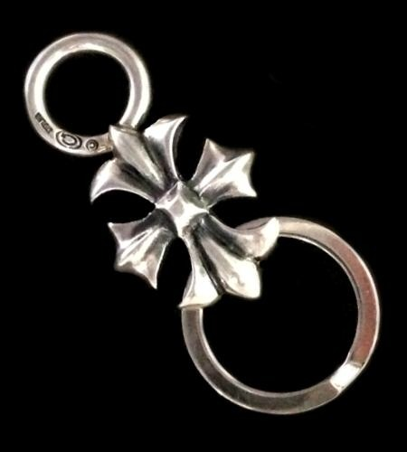 GABORATORY GABOR ガボール ガボラトリー Gothic Cross Loop Hook Key Keeper [KK-26] silver 正規取扱店/シルバー メンズ アクセサリー キーキーパー クロス 925 シルバー925