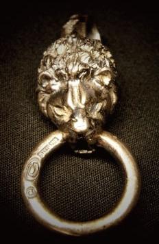 gaboratory gabor ガボール ガボラトリー Lion Pendant [P-01] silver 正規取扱店/シルバー メンズ アクセサリー ペンダント ライオン 925 シルバー925