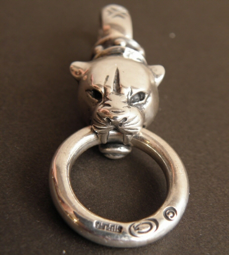 gaboratory gabor ガボール ガボラトリー Panther With Bolo Neck Pendant [P-221] silver 正規取扱店/シルバー メンズ アクセサリー ペンダント パンサー 925 シルバー925
