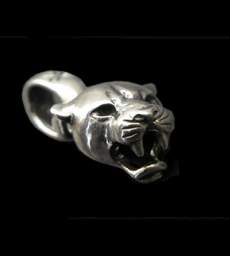 gaboratory gabor ガボール ガボラトリー Panther Without Ring Pendant [P-236] silver 正規取扱店/シルバー メンズ アクセサリー ペンダント パンサー 925 シルバー925