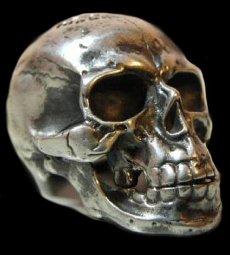GABORATORY/GABOR/ガボール/ガボラトリー TLarge Skull Full Head Ring [R-24] gaboratory/gabor/ガボール/ガボラトリー/silver 正規取扱店/シルバー メンズ アクセサリー リング スカル 925 シルバー925