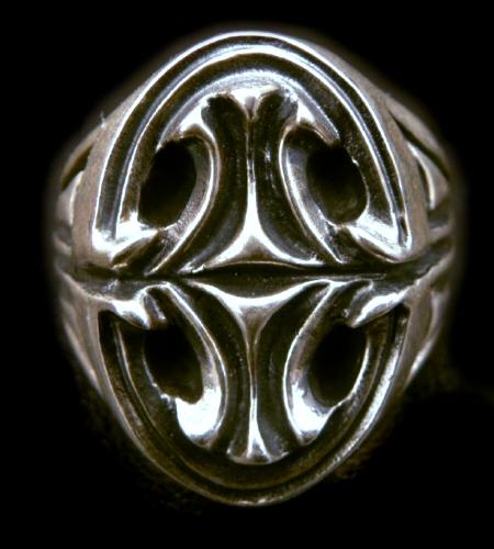 GABORATORY/GABOR/ガボール/ガボラトリー Sculpted Oval Large Signet Ring [R-33] gaboratory/gabor/ガボール/ガボラトリー/silver 正規取扱店/シルバー メンズ アクセサリー リング 925 シルバー925