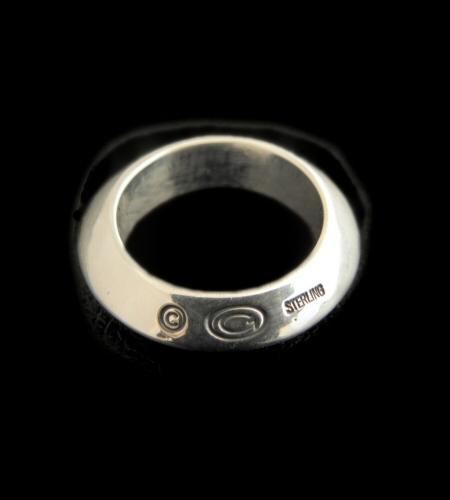 GABORATORY/GABOR/ガボール/ガボラトリー Half Triangle Wire Bangle Ring [R-35] gaboratory/gabor/ガボール/ガボラトリー/silver 正規取扱店/シルバー メンズ アクセサリー リング 925 シルバー925