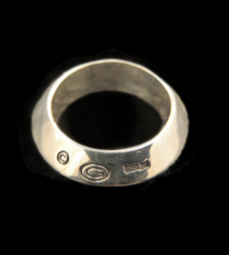 GABORATORY/GABOR/ガボール/ガボラトリー Triangle Wire Bangle Ring [R-45] gaboratory/gabor/ガボール/ガボラトリー/silver 正規取扱店/シルバー メンズ アクセサリー リング 925 シルバー925