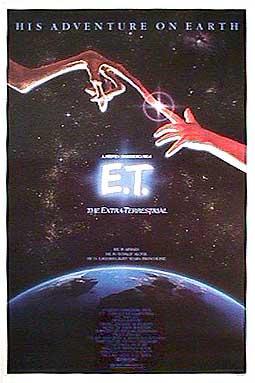 E T  オリジナルポスター