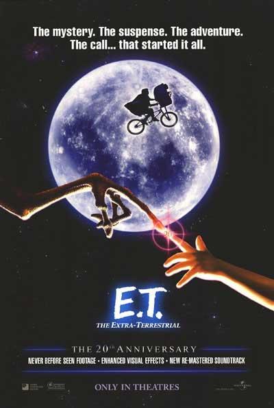 OG029 2020モデル E.T 買い取り 20周年 リイッシュー オリジナルポスター