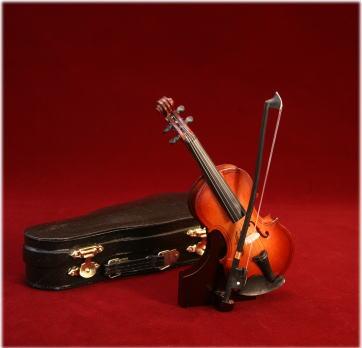PV-15 バイオリン 超人気 専門店 15cm バーゲンセール ミニチュア楽器
