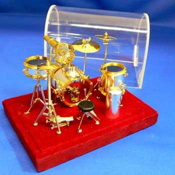 高価値 m000115 ドラムセット 1 入手困難 ミニチュア楽器 18サイズ