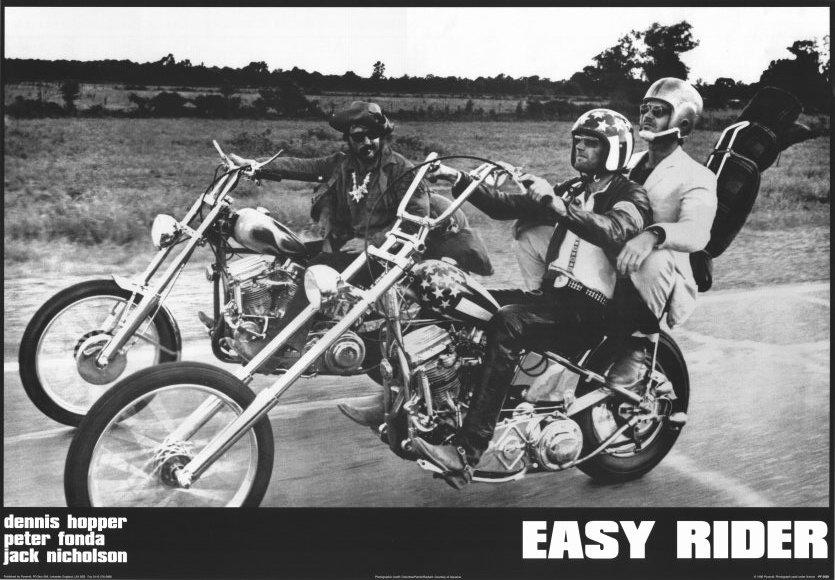 イージーライダー easy ご注文で当日配送 ポスター rider 正規激安