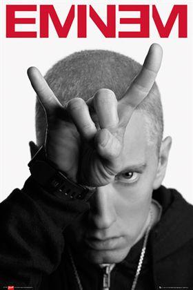 エミネム 完売 ポスター Eminem 正規取扱店 Horns 140206