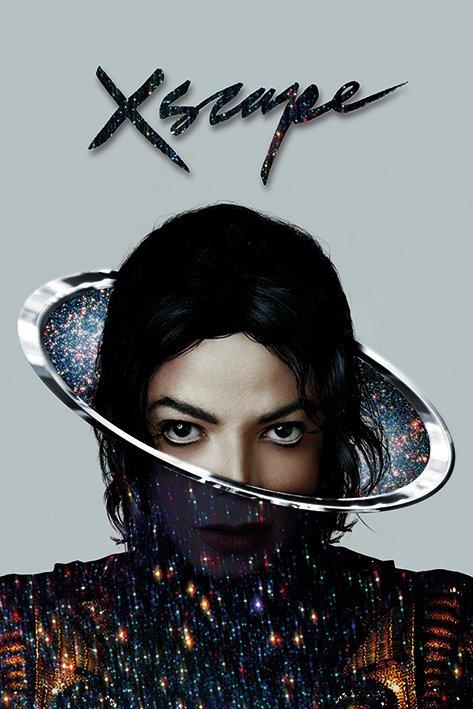 マイケル ジャクソン ポスター Michael 140919 Xscape Jackson スピード対応 全国送料無料 流行のアイテム