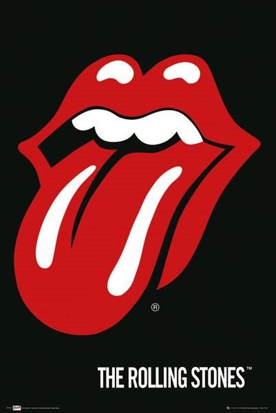 ザ ローリング ストーンズ ポスター The 海外並行輸入正規品 Stones 141002 新作 人気 Lips Rolling