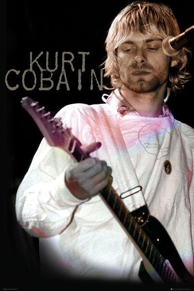 カート 《週末限定タイムセール》 輸入 コバーン ポスター Kurt 141002 Cobain Cook