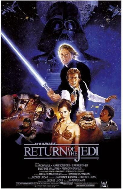 スター ウォーズ エピソード6 ジェダイの帰還 セール商品 ポスター Star Wars One Sheet Of The 140521 Jedi Return 購買