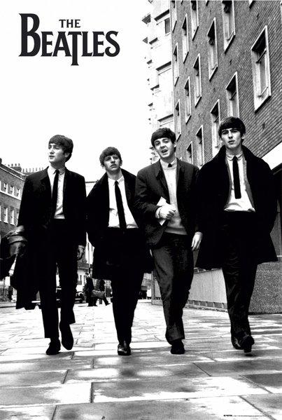 メーカー直売 ビートルズ ポスター The Beatles London In 商舗 200519