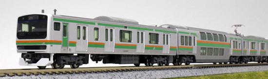 KATO Nゲージ E231系東海道線・湘南新宿ライン4両基本セット 鉄道模型 10-594