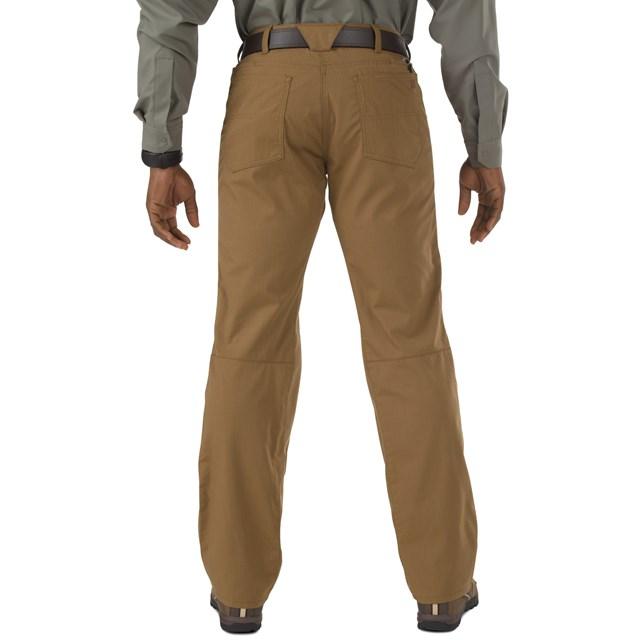 5.11タクティカル リッジライン パンツ カラー:バトルブラウン サイズ:ウエスト28センチ/股下30インチ(74411)