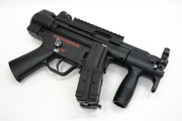 電動ガン 東京マルイ TOKYO MARUI ヘッケラー&コッホ MP5K HC ハイサイクルカスタム(08)