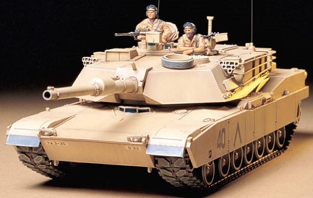 開催中 土日出荷可能 プラモデル TAMIYA タミヤ 35156 人気ショップが最安値挑戦 ミリタリーミニチュアシリーズNo.156 エイブラムス M1A1戦車 アメリカ 35 ビッグガン 1