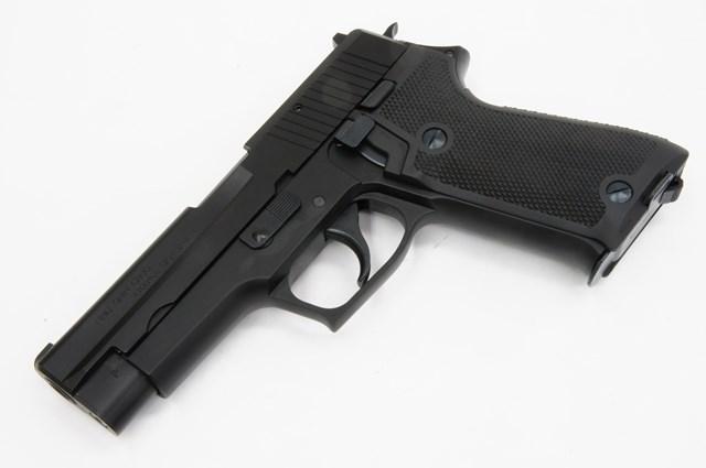タナカSIG P220 陸上自衛隊 ヘビーウェイト エボリューション モデルガン 4537212007023
