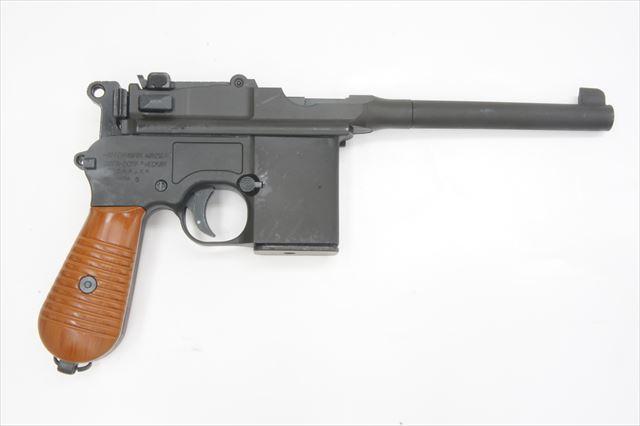 マルシン MARUSHIN モーゼル M712 セミ/フルオート切替式ガス