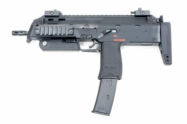 東京マルイ TOKYO MARUI ヘッケラー&コッホ MP7A1 ガスブローバック(01)