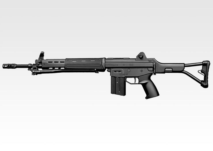 電動ガン 東京マルイ TOKYO MARUI 陸上自衛隊 89式5.56mm小銃 折曲銃床式 (86)