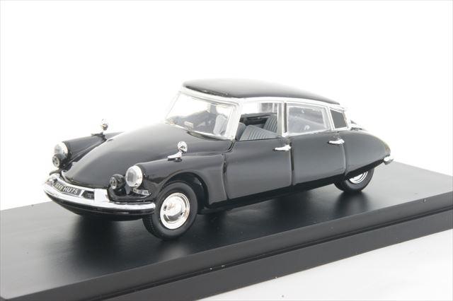 リオ RIO (RIO4451) シトロエン DS19 シャルル・ド・ゴール大統領専用車 1962年【ミニカー】【1/43】